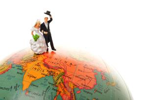 国際結婚調査